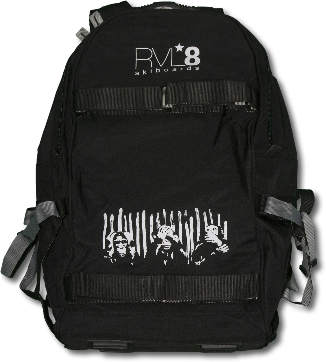 RVL8 Monkey Backpack